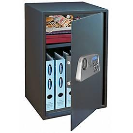 Coffre électronique à encaster COMSAFE Trendy-4, H 670 x l. 450 x P 385 mm