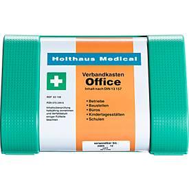 Coffret à pharmacie Office DIN 13157 (selon les normes allemandes)