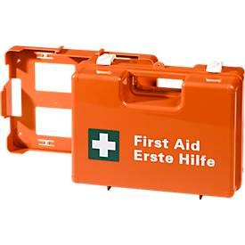 Coffret premiers secours DIN 13157 (selon les normes allemandes)