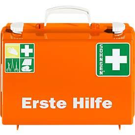 Coffret Premiers secours SAN (selon les normes allemandes DIN 13 157)