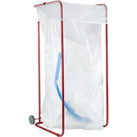 Collecteur de matières recyclables, mobile