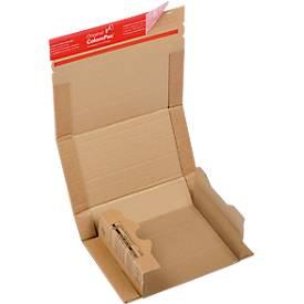 Colompac® pakket verzenddozen, om te wikkelen, Cd's, pak van 20 stuks