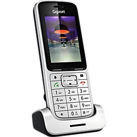 Combiné mobile Gigaset SL450HX, d'utilisation universelle, extension du poste de base Gigaset DECT