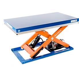Compacte schaarheftafel TL 1000B, 1000 kg draagvermogen