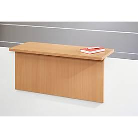 Comptoir Come-In, 1 rangement, droit, largeur 1600 mm, 1800 mm ou 2400 mm