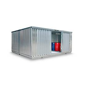 Container-Kombination SAFE TANK 4000
