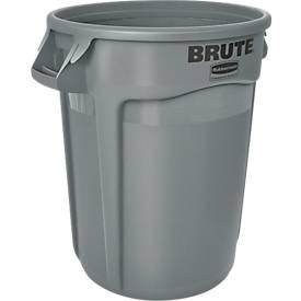 Conteneur Brute en polyéthylène, rond, 37 l
