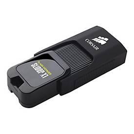 CORSAIR Flash Voyager Slider X1 - USB-Flash-Laufwerk - 128 GB