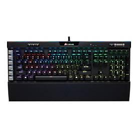 CORSAIR Gaming K95 RGB PLATINUM Mechanical - Tastatur - Deutsch - Schwarz
