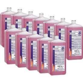 Cremeseife Douxan, 1000 ml, 12 Flaschen
