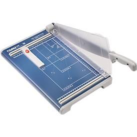Dahle Schneidemaschine 560, für 25 Blatt, Schnittlänge 340 mm, Schnitthöhe 2,5 mm