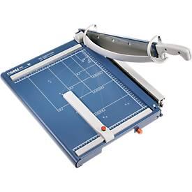 Dahle Schneidemaschine 565, für 40 Blatt, Schnittlänge 390 mm, Schnitthöhe 4 mm