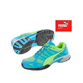 Damen-Sicherheitsschuh Puma Safety Celerity Knit Blue Wns Low, S1P, Stahlkappe, Größe 35