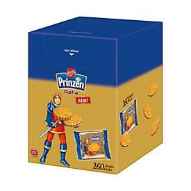 De Beukelaer Mini Prinzenrolle, 160 Einzelverpackungen, je 7,5 g
