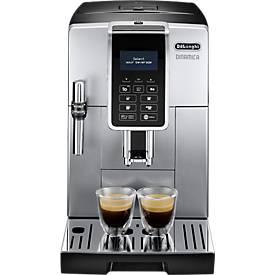 De'Longhi Kaffeevollautomat ECAM 350.35.SB Dinamica, silber/schwarz