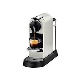 De'Longhi Nespresso CitiZ EN 167.W - Kaffeemaschine - 19 bar - weiß