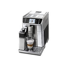 De'Longhi PrimaDonna Elite ECAM 650.55.MS - automatische Kaffeemaschine mit Cappuccinatore - 15 bar - rostfreier Edelstahl