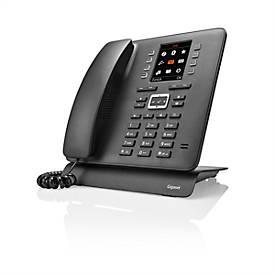 DECT Telefon Gigaset T480HX, Bluetooth/Micro-USB, 50/300 m Funkreichweite, schwarz