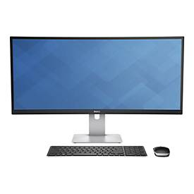 Dell UltraSharp U3415W - LED-Monitor - gebogen - 86.5 cm (34