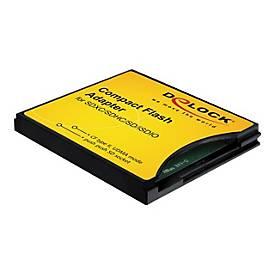 DeLOCK Compact Flash Adapter - Kartenadapter - CompactFlash