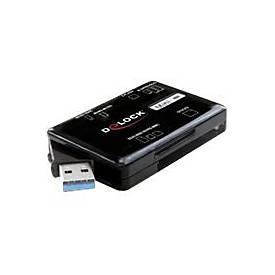 DeLOCK USB 3.0 Card Reader All in 1 - Kartenleser - USB 3.0