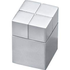 Design-Würfelmagnet, 20 x 20 x 30 mm