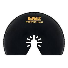 DEWALT segmentzaagblad hout, 100 mm, voor Multi-Tool