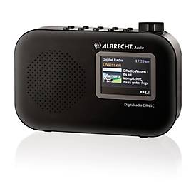 Digital- und UKW-Radio DR 65 C, Farbdisplay, mi...