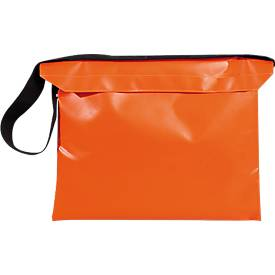 Draagtas voor rescue sheet, hoge sterkte polyesterweefsel, scheurvast, onderhoudsvriendelijk