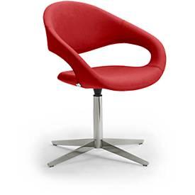 Drehsessel SAMBA, belastbar bis 200 kg, als Sessel oder Hochlehner erhältlich