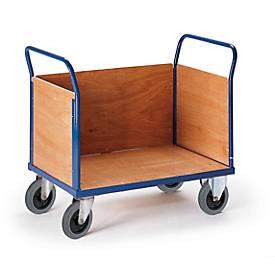 Driewandige trolley, 850 x 480 mm, 850 x 480 mm
