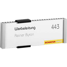Durable deurnaamhouder Info Sign ft 14,9 x 5,2 cm