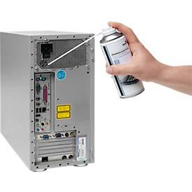 DURABLE Druckluftspray Powerclean, schwer zugängliche/empfindliche Stellen, 400 ml