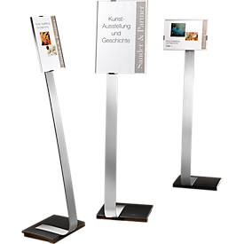 DURABLE Infoständer Topicon, Info Sign Stand DIN A4, 1180 x 1110 mm