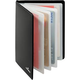 Durable Kreditkartenetui RFID SECURE, für 8 Karten, Kunststoff