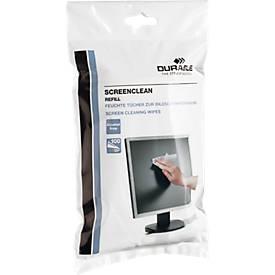 DURABLE Reinigungstücher Screenclean Refill