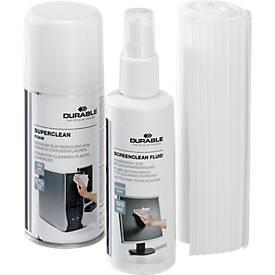 DURABLE set de nettoyage PC Cleaning-Kit