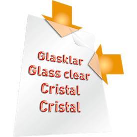 DURABLE Sichthüllen, PP, glasklar
