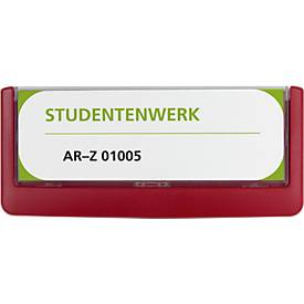 DURABLE Türschild CLICK SIGN, 149 x 52,5 mm