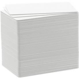 DURACARD Standard-PVC-Karten, 100 Stück, versch. Materialstärken