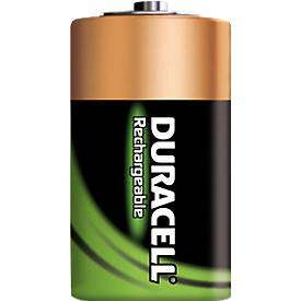 DURACELL® piles rechargeables, différents types