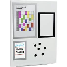 DURAFRAME® Magnetic Board, beschreibbar