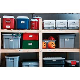 DYMO® duurzame etiketten, uit PP, uit PP, 25 x 54 mm, # 976411, 1 x 100 stuks