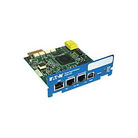 Eaton Power Xpert Gateway UPS card - Fernverwaltungsadapter