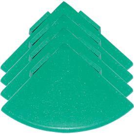 Ecken für Bodenrost Yoga Rost®, 4 Stück