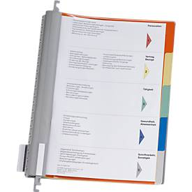 EICHNER Organisations-/Personalhefter, DIN A4, Stück 1