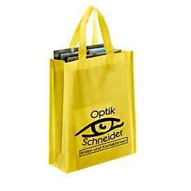 Einkaufstasche Mini, Non Woven, inkl. 1-farbiger Werbeanbringung & Grundkosten gratis