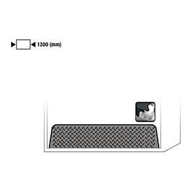 Einrollklappe, arretierbar, f. Druckgasflaschenschrank LG.215.135