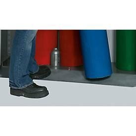 Einrollklappe, arretierbar, f. Druckgasflaschenschrank LG.215.70