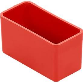 Einsatzkasten EK 301, rot, PS, 50 Stück
